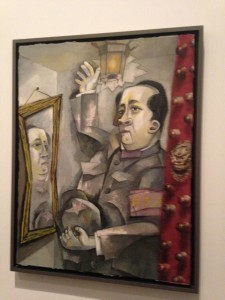 Mao After Picasso