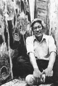 Zhang Hongtu in 1985